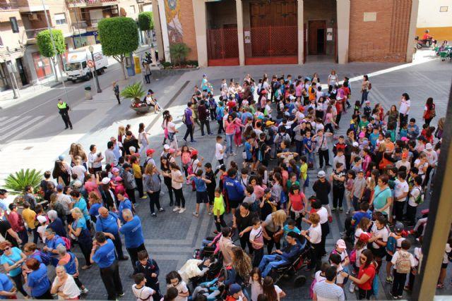 La XIII Marcha Solidaria Por el Alzheimer, que organiza AFADE Alcantarilla logra una edición más a cientos de participantes en la misma - 5, Foto 5