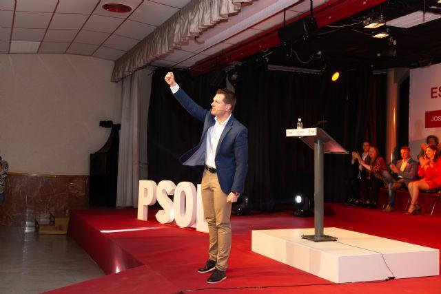 Emotivo acto de presentación del equipo de personas que acompañarán a José Rafael Rocamora en las próximas Elecciones Municipales del 26 de mayo - 1, Foto 1