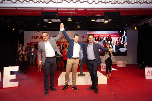 Emotivo acto de presentación del equipo de personas que acompañarán a José Rafael Rocamora en las próximas Elecciones Municipales del 26 de mayo - 3, Foto 3