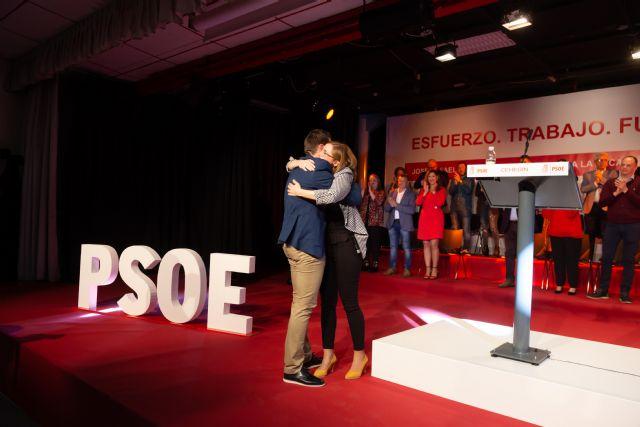 Emotivo acto de presentación del equipo de personas que acompañarán a José Rafael Rocamora en las próximas Elecciones Municipales del 26 de mayo - 4, Foto 4