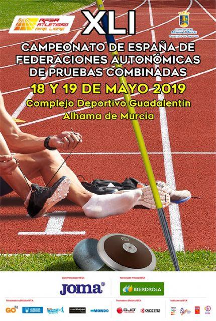 Este lunes, presentación del XII Trofeo de Pruebas Combinadas Los Mayos y Cto. de España de Pruebas Combinadas Alhama 2019 - 1, Foto 1