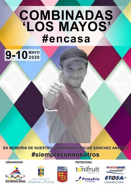 Este próximo fin de semana, Combinadas Los Mayos #encasa - 1, Foto 1