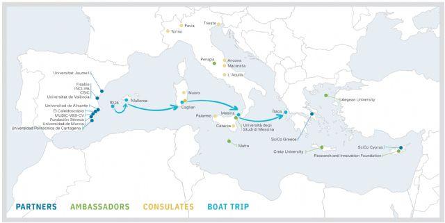 La UMU y la UPCT consiguen financiación europea para celebrar la Noche Mediterránea de las Investigadoras - 2, Foto 2