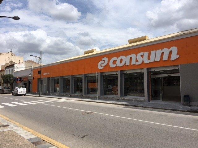 Consum abre en Beniel su primer supermercado del año con el que crea 30 puestos de trabajo - 1, Foto 1