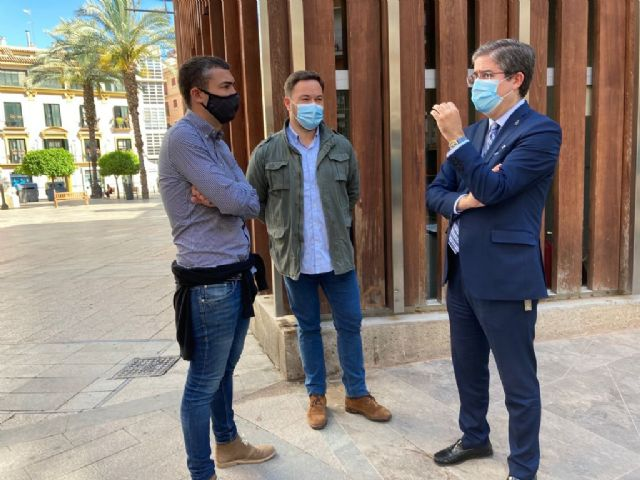 El PP defiende su proyecto de Murcia Medieval y exige la continuidad de la musealización de la Muralla de Santa Eulalia - 2, Foto 2