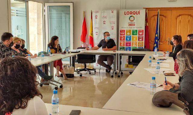 Los Informadores Juveniles de la Región celebran unas jornadas en Lorquí para establecer un espacio de trabajo conjunto - 1, Foto 1