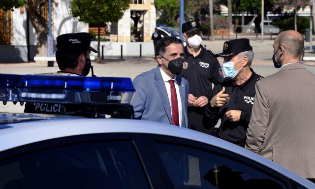 La Policía Local apuesta por la mejora medioambiental del municipio incorporando sus tres primeros turismos híbridos - 3, Foto 3
