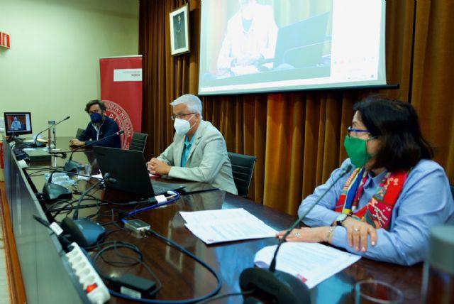 La Universidad de Murcia presenta el XX Premio de Fotografía y el XXI Premio de Pintura - 1, Foto 1