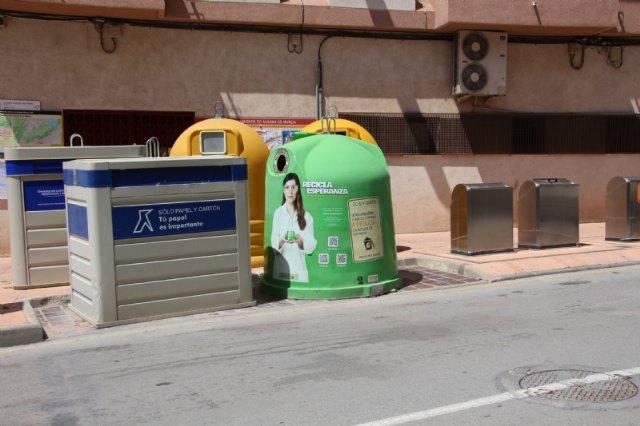 Alhama se suma a la campaña de Ecovidrio ´Recicla esperanza´, Foto 2