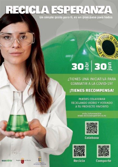 Alhama se suma a la campaña de Ecovidrio ´Recicla esperanza´, Foto 3
