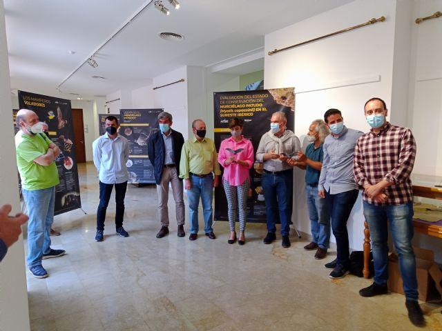 Una exposición divulga la vida secreta del murciélago patudo en Santomera - 1, Foto 1