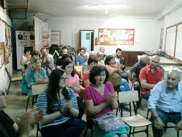 El Centro Cultural y Obrero acogió la conferencia Las reformas laborales, un ataque a los derechos de los trabajadores, Foto 2