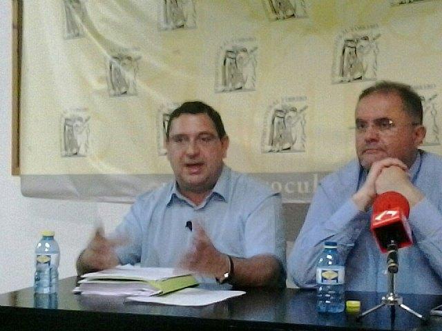 El Centro Cultural y Obrero acogió la conferencia Las reformas laborales, un ataque a los derechos de los trabajadores, Foto 3
