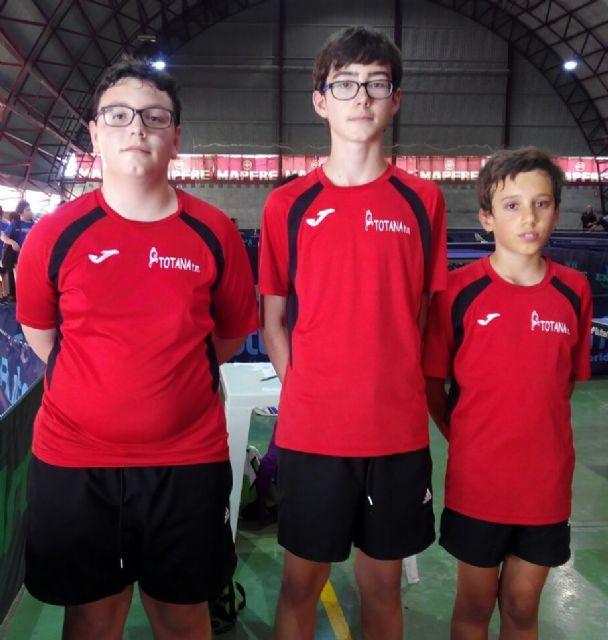 Club Totana tm. Campeonato autonómico por equipos, Foto 1