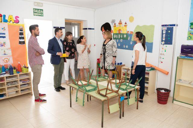 La Consejería de Educación implantará dos nuevos módulos de FP en Mazarrón, Foto 1