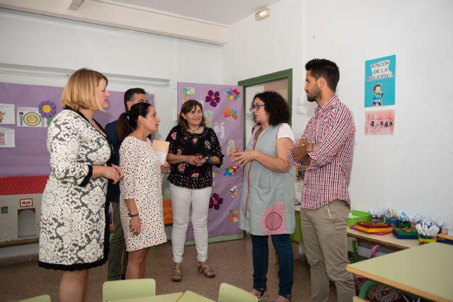 La Consejería de Educación implantará dos nuevos módulos de FP en Mazarrón, Foto 3