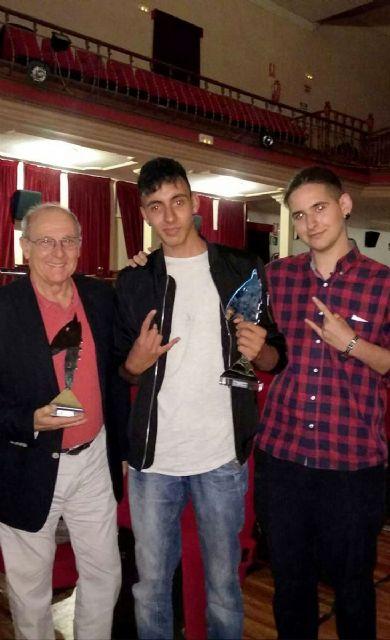 Daniel S. Cañavate gana el certamen de cine de Mula con su corto 'Proyect Verum' - 1, Foto 1