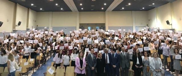 Más de 38.000 alumnos y 118 centros han participado este curso en el programa ´Educando en Justicia´ - 2, Foto 2