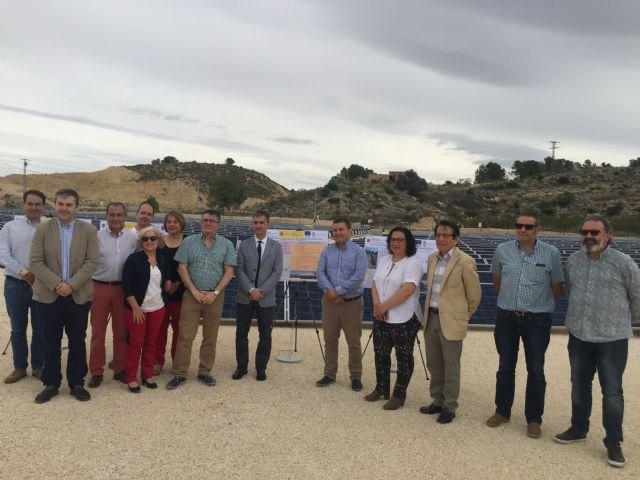 Las obras de mejora de la Comunidad de Regantes de Pliego mejorarán el transporte, distribución y almacenamiento del agua - 1, Foto 1