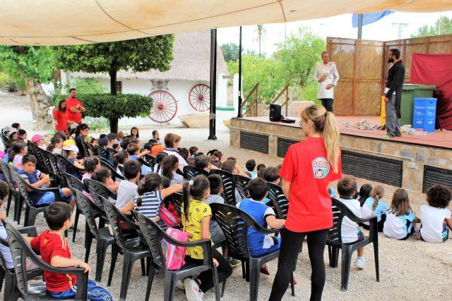 ALCANTARILLA / Alcantarilla conmemora el Día Mundial del