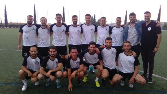 "The team ""Pizzeria Tumar Los Cachorros"" is proclaimed champion of the Football League ""Enrique Ambit Palacios"" - 3"