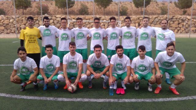 "The team ""Pizzeria Tumar Los Cachorros"" is proclaimed champion of the Football League ""Enrique Ambit Palacios"" - 4"