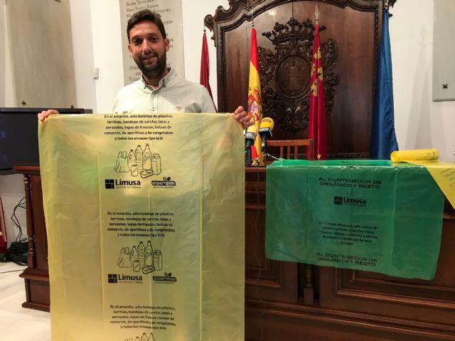 Lorca registra un nuevo aumento en la recogida de envases ligeros gracias a las campañas de concienciación y la instalación de nuevos contenedores en el casco histórico - 1, Foto 1