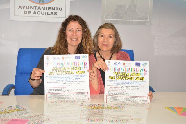 El Ayuntamiento abre el plazo de inscripción para el programa de conciliación Escuela Días No Lectivos - 1, Foto 1