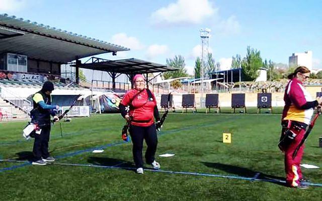La torreña Mónica Puche, campeona de España de arco desnudo al aire libre - 2, Foto 2