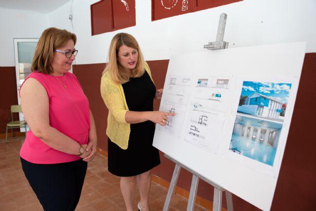 El ayuntamiento presenta un proyecto para crear un centro de interpretación del mar en Bolnuevo, Foto 1
