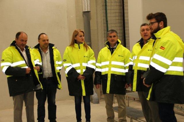 Fruveco ampliará sus instalaciones en el Parque Industrial, Foto 1