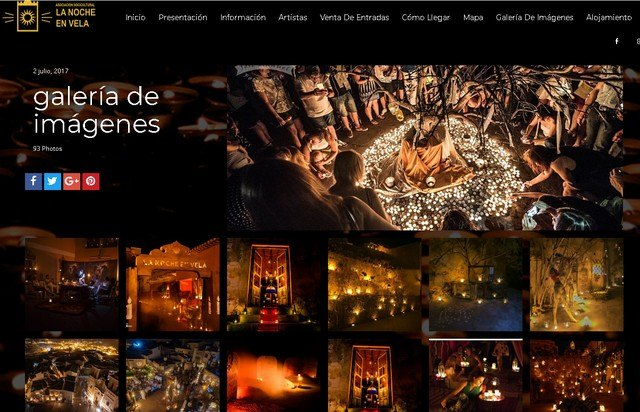 Comunicado cancelación evento la Noche en Vela de Aledo 2020 - 1, Foto 1