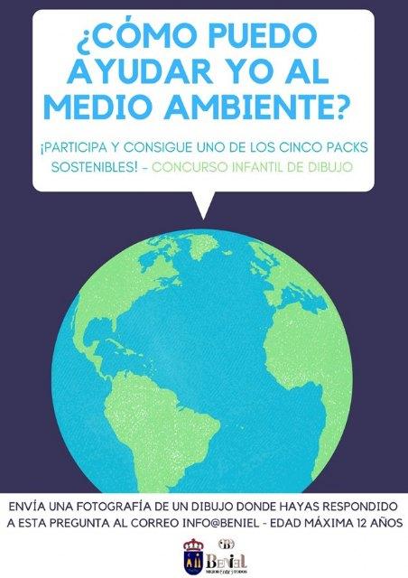 Concurso infantil: ¿Cómo puedo ayudar yo al Medio Ambiente? - 1, Foto 1