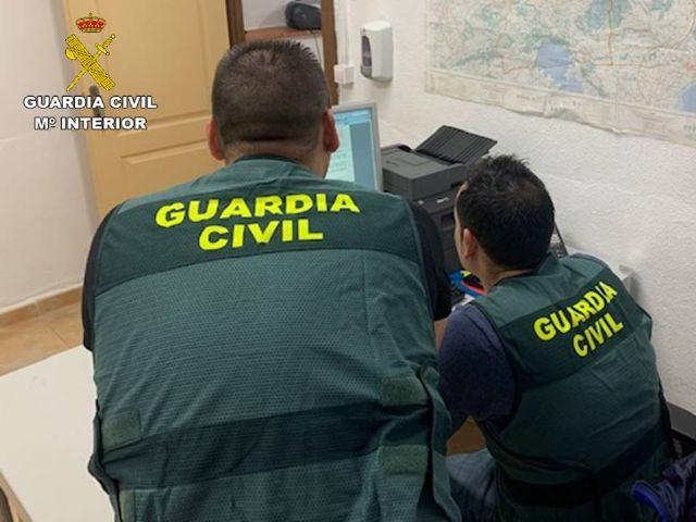 La Guardia Civil detiene a un matrimonio murciano por estafar, presuntamente, en la compra de casi 75.000 kgs de cítricos - 1, Foto 1