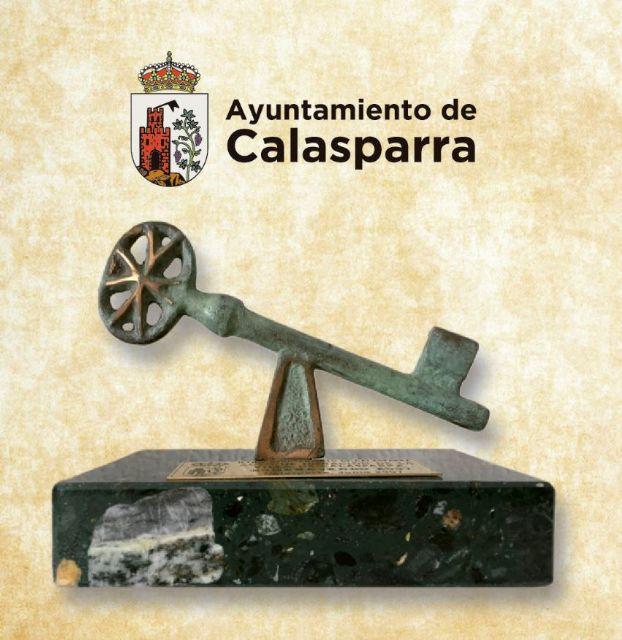 Acto de entrega de las llaves de la Villa de Calasparra - 1, Foto 1