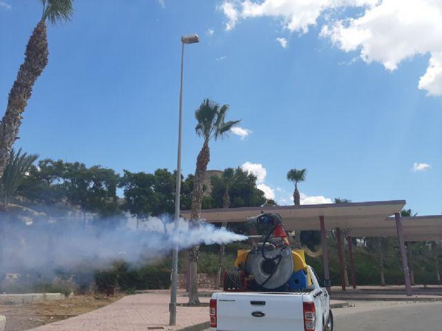 Mazarrón mantiene la lucha contra los mosquitos - 2, Foto 2