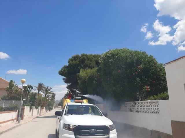 Mazarrón mantiene la lucha contra los mosquitos - 3, Foto 3