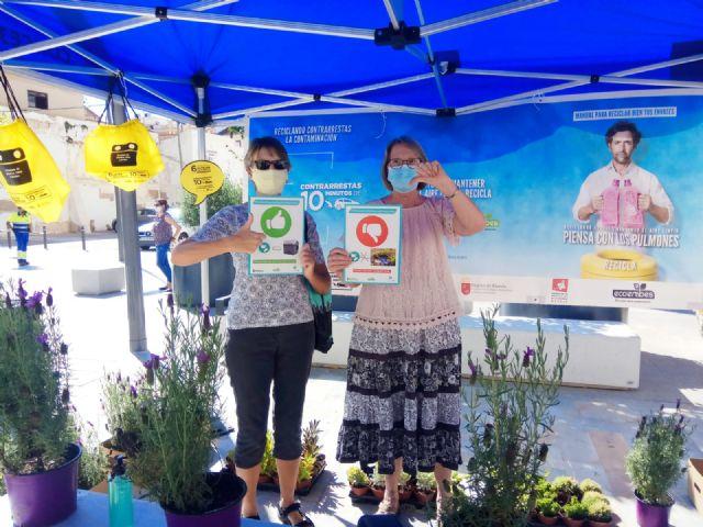 San Pedro del Pinatar se suma al Día Mundial por el Medio Ambiente con una campaña de concienciación - 1, Foto 1