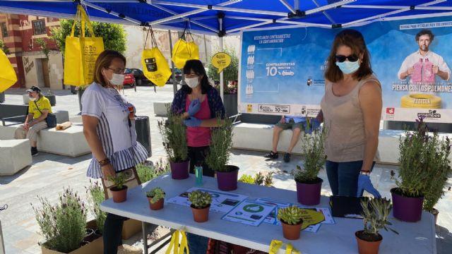 San Pedro del Pinatar se suma al Día Mundial por el Medio Ambiente con una campaña de concienciación - 2, Foto 2