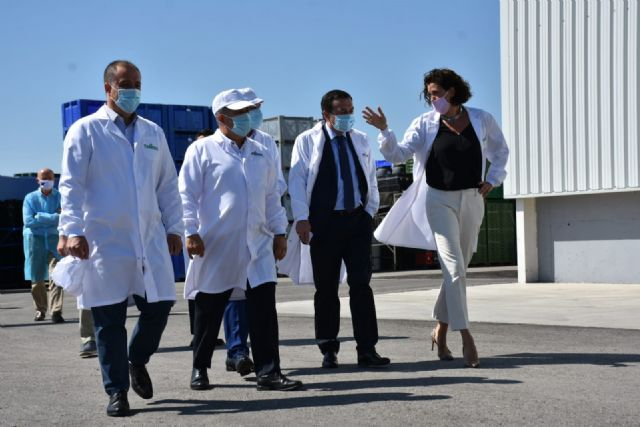 La Alcaldesa de Archena y el presidente de la CROEM dan luz verde a ARCHENA CIUDAD INDUSTRIAL con más de 1.700.000m2 - 1, Foto 1