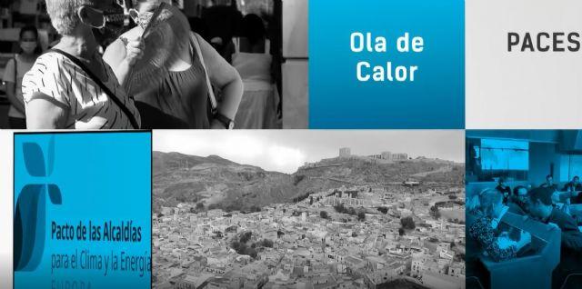 El Ayuntamiento de Lorca edita un vídeo para difundir el Plan de Acción por el Clima y la Energía Sostenible del municipio de Lorca 2020-2030 (PACES) - 1, Foto 1