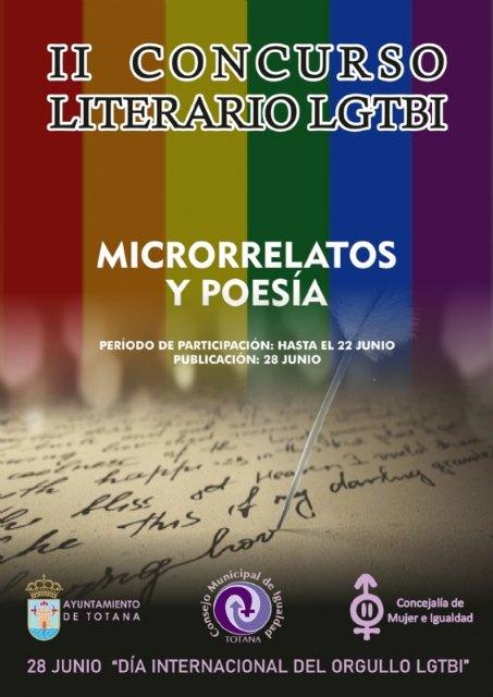 II Concurso de Poesía y Microrrelatos LGTBI - 1, Foto 1