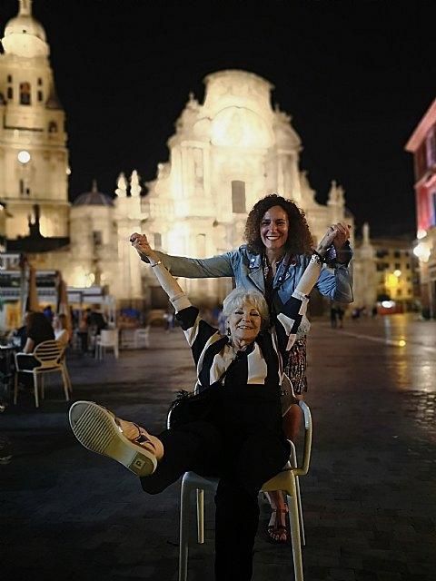 Lone Fleming, diva del fantaterror español, recoge el premio Sombra de Leyenda a su trayectoria profesional - 1, Foto 1