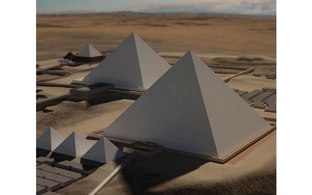 El enigma del valle de Guiza ¿Qué es en realidad la gran pirámide? - 1, Foto 1