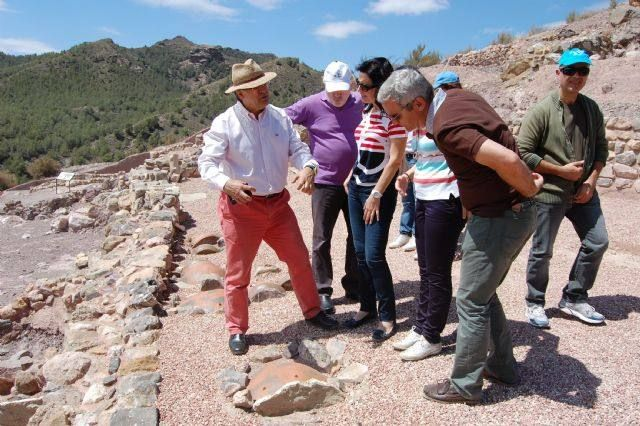 Cambia el horario de visitas guiadas al yacimiento argárico de La Bastida durante el período estival por las altas temperaturas, Foto 1