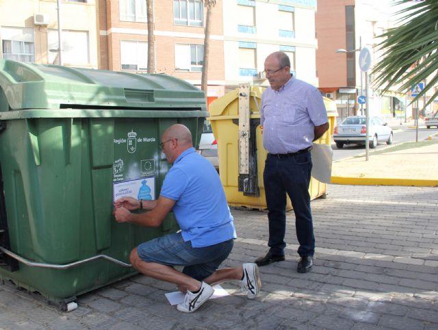 Puerto Lumbreras lanza una campaña de concienciación sobre el uso y los horarios de los contenedores de basura - 2, Foto 2