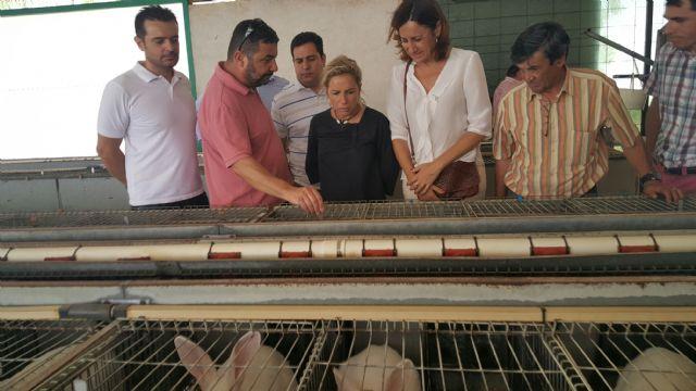 Agricultura destaca la importancia de fomentar el consumo de la carne de conejo de la Región como un producto de gran calidad, Foto 1