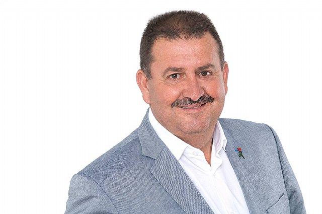 El portavoz socialista Andrés García exige una respuesta inmediata del Gobierno Regional ante el cierre inminente de casi quinientos contadores para riego del agua del trasvase Tajo Segura, Foto 2