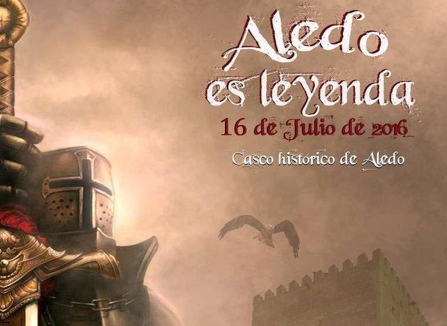 Aledo es Leyenda tendrá lugar el sábado 16 de julio en Aledo, Foto 1