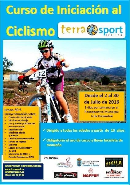 Se da comienzo al Curso de Iniciación al Ciclismo de Terra Sport Cycling, Foto 2